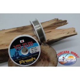 Bobina de cable de Yo-zuri 100m - 0,26 mm FC.F15