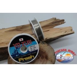 Wire spool Yo-zuri 100m - 0,26 mm FC.F15