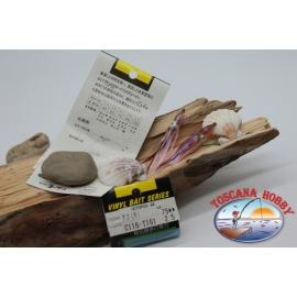 Pack de 5 Pulpo octopus C116-T161 Yo-zuri 7.5 cm FC.P53