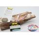 Packung mit 5 Oktopus Octopus-C117-X21 Yo-zuri 9cm FC.P93