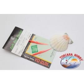 pack de 7 piezas de Gusano de la corte E358-31 De Yo-zuri 4.2 cm FC.P120