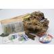 Caja surtido de peces de silicona de Yo-zuri 14cm + Mustad FC.C14