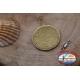 1 sachet de 12 pcs. des émerillons Mustad série 77501 argent sz. 14 FC.G51