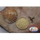 1 Packet of 12 pcs. of swivels Mustad series 77504 gold sz. 12 FC.G61