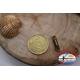 1 Sachet, 12 pcs. of swivels Mustad series 77508 gold sz.4 FC.G74