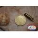1 Beutel 12 stk. der haken Mustad-serie 77508 gold sz.6 CF.G76