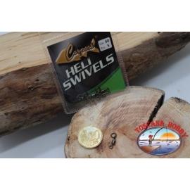 1 Packet 5 pcs. of swivels Heli Swivel Lbs 60 FC.G104