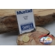 1 Packet of 12 pcs. of swivels Mustad series 78004 sz.24 FC.G116
