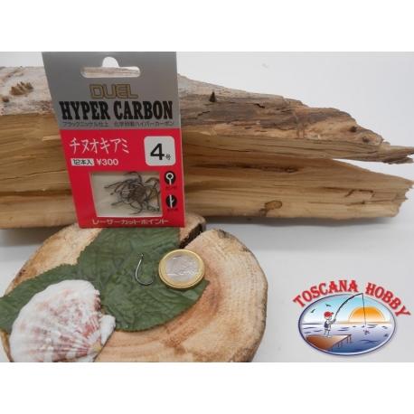 1 teaspoon 12pz love Duel cod. K537 sz.4 carbon crown FC.A189