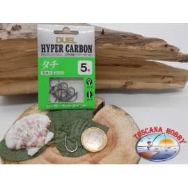 1 teaspoon 12pz love Duel cod. K367 sz.5 carbon occhielloFC.A201