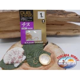 1 teaspoon 12pz love Duel cod. K337 sz.1 FC.A202