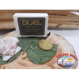 1 Packung mit 100 stück ami-Duel krumm cod. 221C sz.5 CF.A215