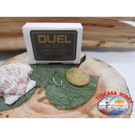 1 Paquete de 100 piezas ami Duelo storti cod. K521C sz.5 FC.A215