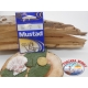 1 Pack of 10 pcs Mustad bronzed cod. 1665 sz.6 with crown FC.A247