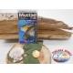 1 Pack 25 pcs Mustad autoferranti eye cod.39951NPBLN sz.8 FC.A276
