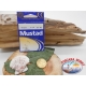 1 Pack de 10 uds Mustad paleta de bacalao.221C sz.16 FC.A283