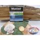 1 Pack de 10 uds Mustad de Cristal con paleta de bacalao.221C sz.16 FC.A284