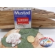 1 Pack 25 pcs Mustad Crystal reversed the pallet cod.221C sz.16 FC.A285