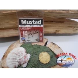 1 sachet de 10 pcs Mustad cod.60327BR sz.16 FC.A334