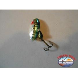 Los cebos de cuchara, Pantera Martin gr. 4.R67 la inhalación de