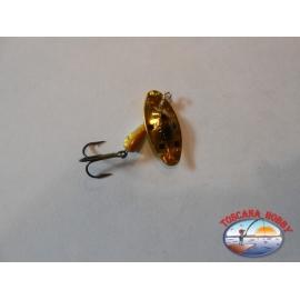 Los cebos de cuchara, Pantera Martin gr. 4.R68