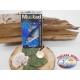 1 beutel mit 3 stk. angelhaken Mustad cod.W3261BLN sz.1 FC.A363