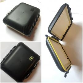 1Fly boîte de Meiho MFS270, noir, 9x3,5 cm fabriqué au Japon FC.B4