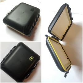 1Fly box Meiho MFS260, nero, 9x3,5cm made in Japan FC.S4