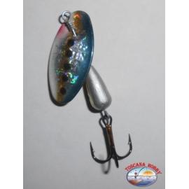 Los cebos de cuchara, Pantera Martin gr. 6.R80
