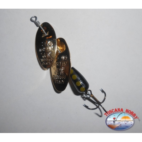 Spoon Baits, Panther Martin - Tandem 3+6.R85
