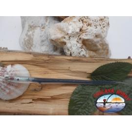 Köder handwerkliche 14cm mit.black, ich liebe stahl cod.74005 Mustad sz.2/0 FC.R283