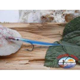 L'appât de l'artisanat 9 cm col.bleu, j'aime l'acier de la morue.74005 Mustad sz.1/0 FC.R304