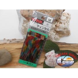 1 confezione di filamenti olografici Yo-zuri col.35 sz.M FC.T36
