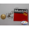 """1 pack of 25 pcs Mustad """"great deal"""" series Nymph sz.16 FC.A513"""