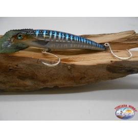 Artificial Rapala, de agua Salada X-Rap, SXRL14WHU, 14cm-54gr, color, WHU. FC.BR7
