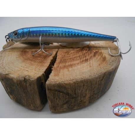 Artificiale Daiwa,SB11F23,Sea Bass Hunter,11cm-13,5gr,colore Blak Shiner.FC.BR16