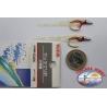 Confezione 2 esche da traina in pelle di pesce Yo-Zuri cod.E266 sz.11 FC.A554