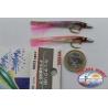 Confezione 2 esche da traina in pelle di pesce Yo-Zuri cod.E286 sz.10 FC.A558