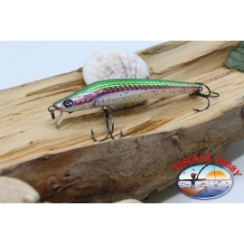Artificial BORDE Minnow, suspender, Yo-zuri, 9,5 cm-10,5 gr Cl. SHNM. FC.AR245