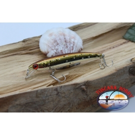Artificial PIN'S minnow, Yo-zuri, floating-7cm-4gr Col. M150. FC.AR270