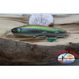 Artificial LIVEBAIT MINNOW, Yo-zuri, floating, 9cm -10,5 gr Col. AAJ. FC.AR331