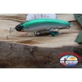 Artificial LIVEBAIT MINNOW, Yo-zuri, que se hunde, 7cm -10,5 gr Color de LSM. FC.AR336