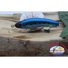 Artificial LIVEBAIT MINNOW, Yo-zuri, floating, 7cm -7,5 gr Col. PICKUP. FC.AR337