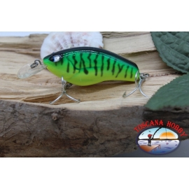 Artificiale SHORT TAIL LONG CAST SHALLOW, Duel, 6cm -11,5gr Col.HT. FC.AR355