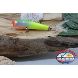 3D QW POPPER, Duel, floating, 6,5 cm long -7 gr Col. BTCL. FC.AR408