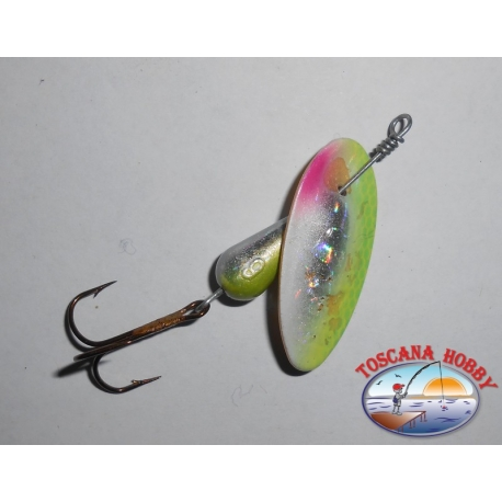 Spoon baits, Panther Martin gr. 9,00.FC.R10
