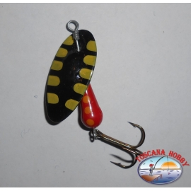 Spoon baits, Panther Martin gr. 9,00 - Black Salamander.FC.R11