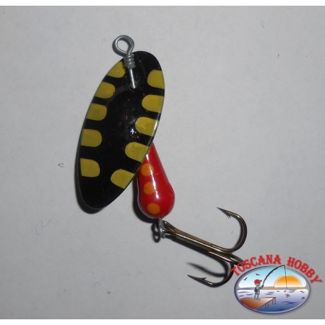Spoon baits, Panther Martin gr. 9,00.FC.R11