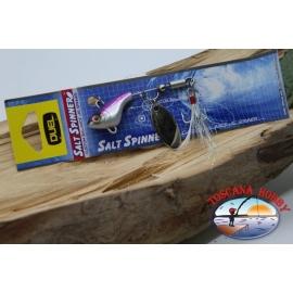 SALT SPINNER, Duel, sinking, 14gr, Col. KT. FC.AR501
