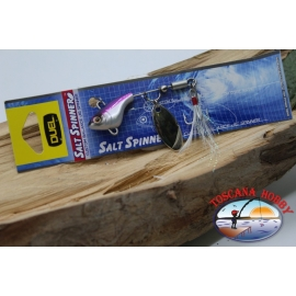 SALT SPINNER, Duel, sinking, 14gr, Col.KT. FC.AR501